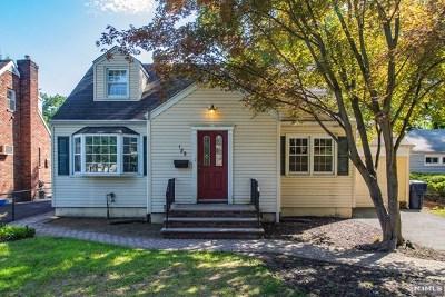 Hackensack Single Family Home For Sale: 185 Davis Avenue