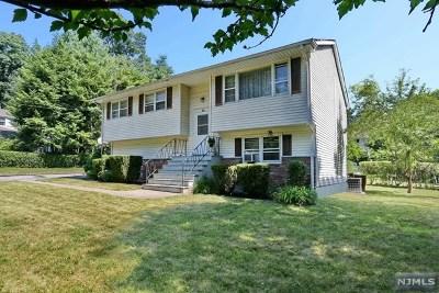 Park Ridge Single Family Home For Sale: 60 Midland Avenue