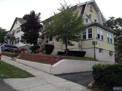 Hackensack Single Family Home For Sale: 284 Kaplan Avenue