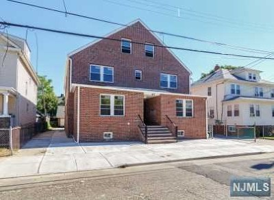 Hackensack Condo/Townhouse For Sale: 47 Campbell Avenue #1