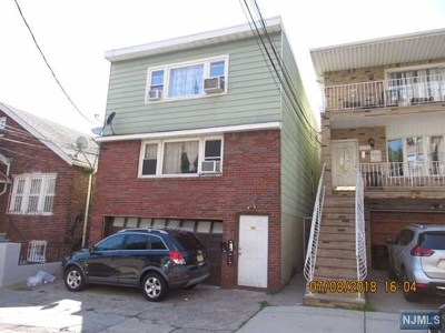 West New York Multi Family 2-4 For Sale: 6109 Adams Street