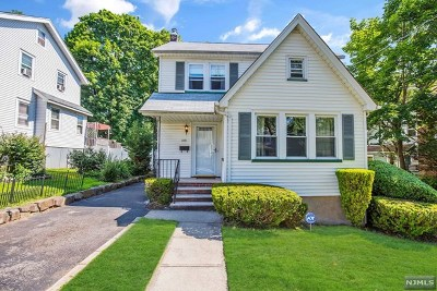 Teaneck Single Family Home For Sale: 109 Shepard Avenue
