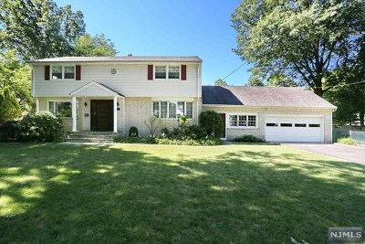 Paramus Single Family Home For Sale: 448 Utah Street