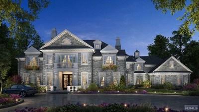 Alpine NJ Single Family Home For Sale: $9,880,000