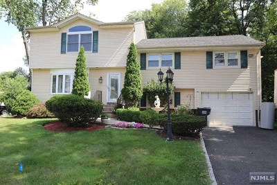 Bergenfield Single Family Home For Sale: 96 Carnation Street