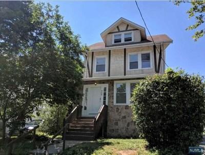 Passaic Single Family Home For Sale: 259 Brook Avenue
