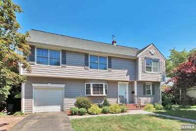 Cresskill Single Family Home For Sale: 39 Pershing Place