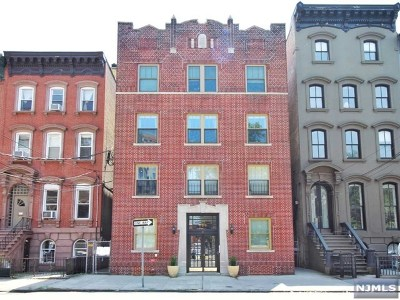 Jersey City Condo/Townhouse For Sale: 245 8th Street #103