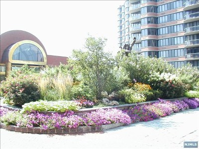 Cliffside Park Condo/Townhouse For Sale: 100 Winston Drive #7dn
