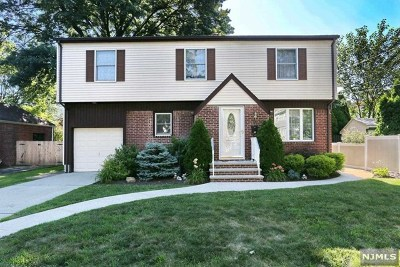 New Milford Single Family Home For Sale: 751 Stockton Street