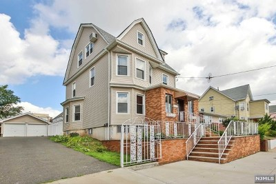 Hudson County Single Family Home For Sale: 85 Elm Street