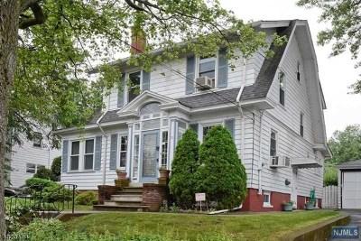 Hudson County Single Family Home For Sale: 70-72 Washington Avenue