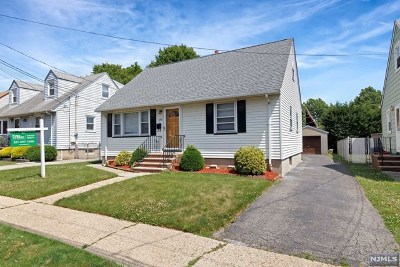 Hudson County Single Family Home For Sale: 274 Ivy Street