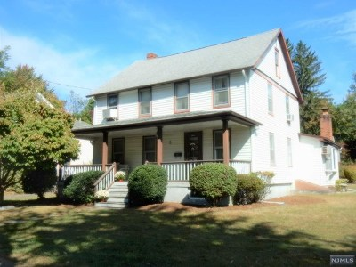 Allendale Single Family Home For Sale: 3 Ackerson Road