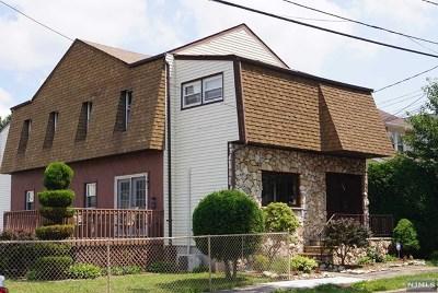 Saddle Brook Multi Family 2-4 For Sale: 139 Catherine Avenue