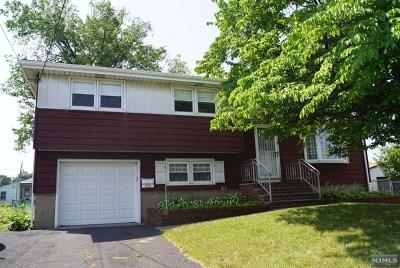 Saddle Brook Single Family Home For Sale: 276 Hillside Avenue