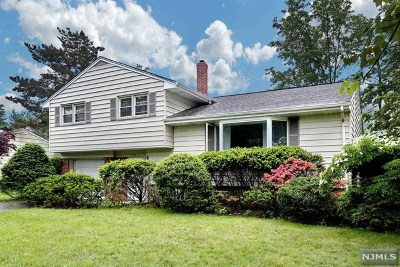 Hillsdale Single Family Home For Sale: 53 Chadwick Road