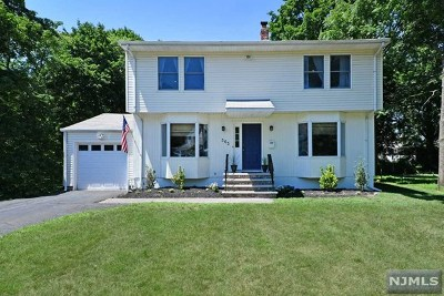 Ridgewood Single Family Home For Sale: 363 Vesta Court