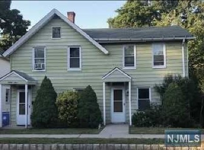 Englewood Single Family Home For Sale: 83 Brook Avenue