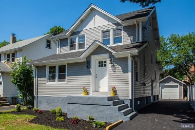 Teaneck Single Family Home For Sale: 625 Maple Avenue