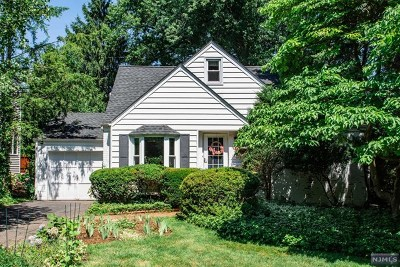 Glen Rock Single Family Home For Sale: 139 Midwood Road
