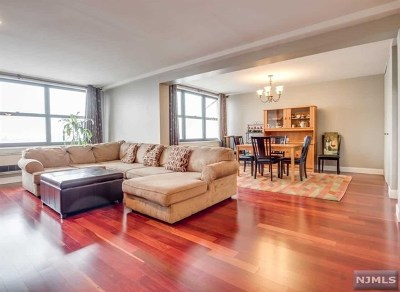 Hudson County Condo/Townhouse For Sale: 7004 Boulevard East #42c