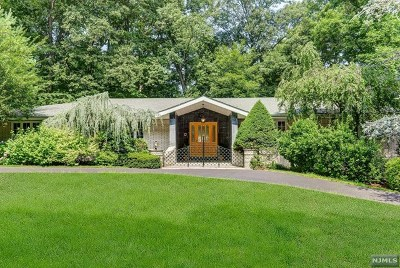 Franklin Lakes Single Family Home For Sale: 274 Haven Road