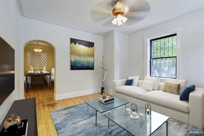 Jersey City Condo/Townhouse For Sale: 457 Jersey Avenue #1r