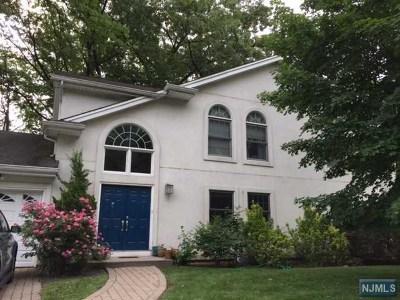 Tenafly Single Family Home For Sale: 42 Jefferson Avenue