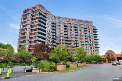 Cliffside Park Condo/Townhouse For Sale: 100 Winston Drive #Ph-F