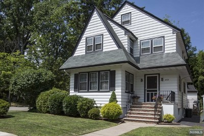 Teaneck Single Family Home For Sale: 432 Palmer Avenue