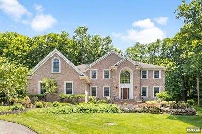 Mahwah Single Family Home For Sale: 707 Ramapo Valley Road