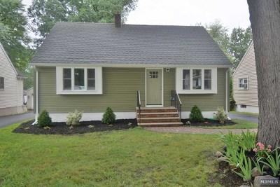 Waldwick Single Family Home For Sale: 120 Franklin Turnpike
