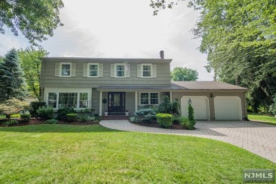 Paramus Single Family Home For Sale: 18 Vermont Drive