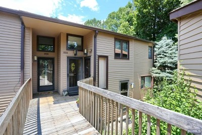 Mahwah Condo/Townhouse For Sale: 229 Mountainview Drive