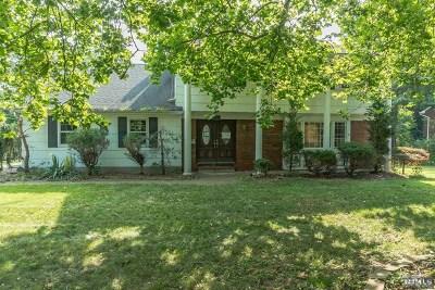 Glen Rock Single Family Home For Sale: 721 Prospect Street