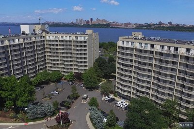 Edgewater Condo/Townhouse For Sale: 1077 River Road #907