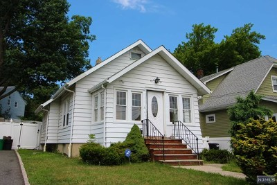 Essex County Single Family Home For Sale: 31 Edison Avenue