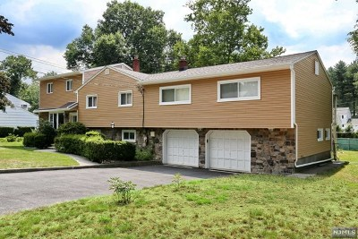 Montvale Single Family Home For Sale: 12 Murray Road
