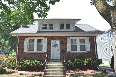 Cresskill Single Family Home For Sale: 169 6th Street