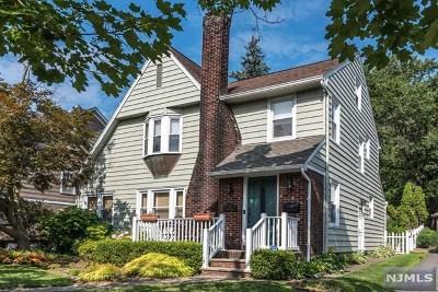 Glen Rock Single Family Home For Sale: 174 Boulevard