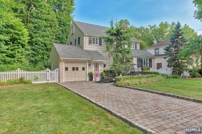 Glen Rock Single Family Home For Sale: 136 Central Avenue