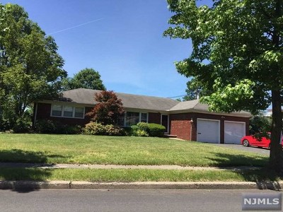 Passaic County Single Family Home For Sale: 9 Vincent Drive
