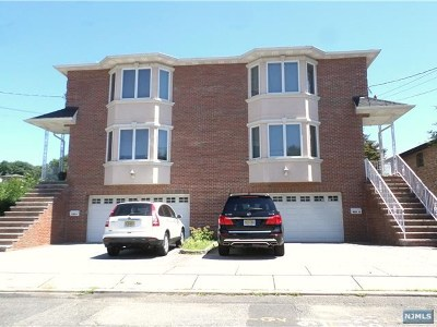 Palisades Park Condo/Townhouse For Sale: 428b 3rd Street