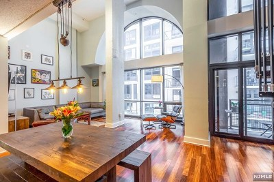 Jersey City Condo/Townhouse For Sale: 159 2nd Street #704