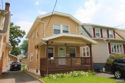 Hudson County Single Family Home For Sale: 868 Devon Street