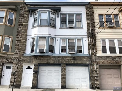 Hudson County Multi Family 2-4 For Sale: 1307 8th Street