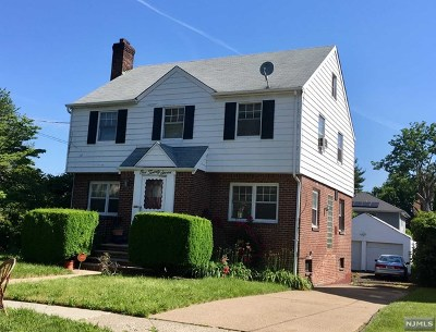 Englewood Single Family Home For Sale: 127 Lake Street