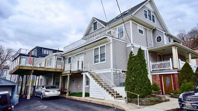Edgewater Multi Family 2-4 For Sale: 59 Myrtle Avenue