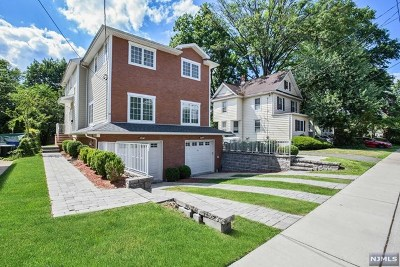 Bergen County Multi Family 2-4 For Sale: 39 Grove Street